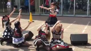 4/16「UENO STREET STAGE」おかちまちパンダ広場 より.