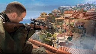 Sniper Elite 4 - Team Deathmatch - Multiplayer Gameplay (PC HD) [1080p60FPS]
