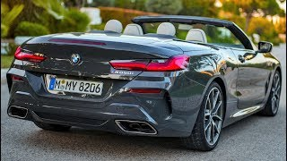 2019 BMW M850i xDrive Convertible - Modern Luxury
