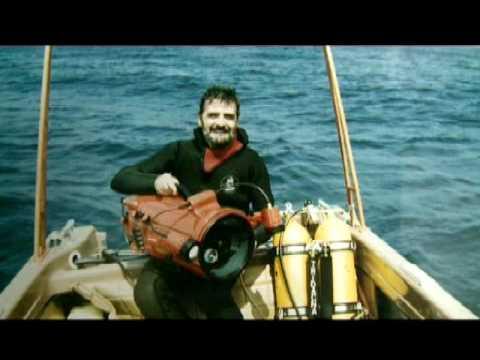 Pinturas al oleo de paisages y fauna submarina de Manel Gil