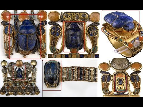 Ancient Egyptian Scarab Beetle Youtube