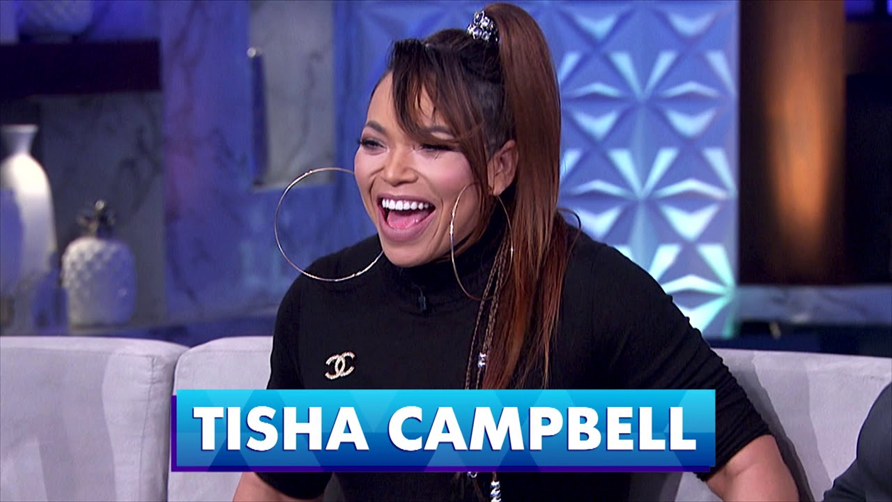 Tuesday on 'The Real': Tisha Campbell, Congresswoman Maxine Waters, Omar Miller