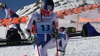 Championnat de France de ski alpin : deux niçois classés au