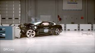 2016 Chevrolet Camaro Crash Test