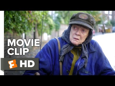 The Lady in the Van Movie   A Push Uphill 2015  Alex Jennings, Maggie Smith Drama HD