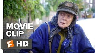 The Lady in the Van Movie CLIP - A Push Uphill (2015) - Alex Jennings, Maggie Smith Drama HD
