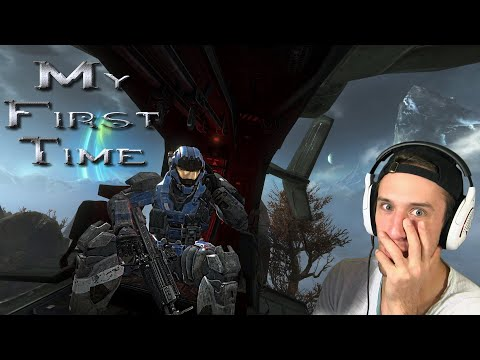 Halo: Master Chief Collection Gameplay & Review - My First Halo Game Ever