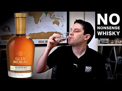 Glen Moray Mastery   No Nonsense Whisky #109