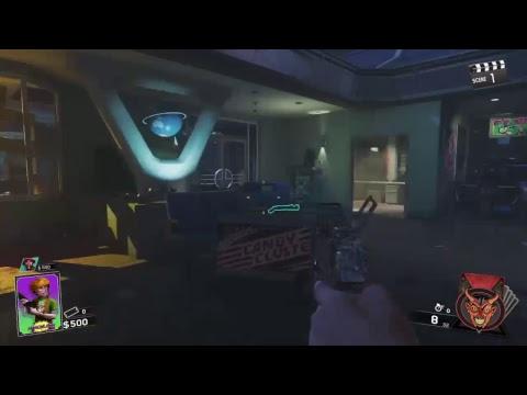 COD Infinite Warfare Zombies w/ Kool-Aid Man