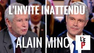 L'invité Inattendu de Laurent Wauquiez - Alain Minc dans l'Emission politique (France 2)