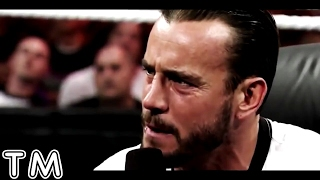 WWE CM Punk Most Savage Moments!