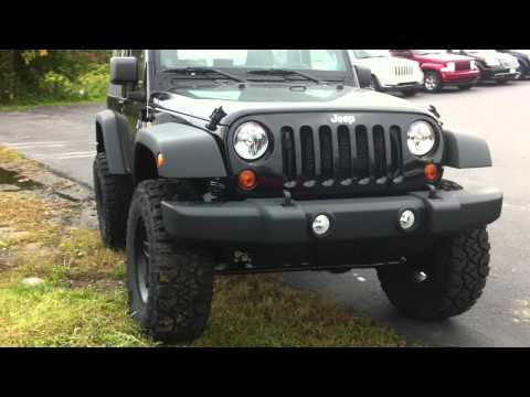 2012 Jeep Wrangler | Lifted w/AEV Wheels | Actual Video Walkaround