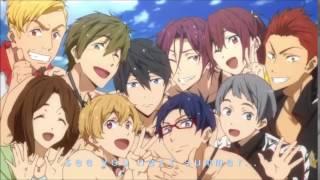 free!男子游泳部 第一季+第二季 OP