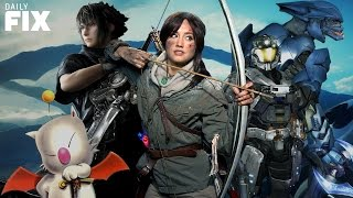 Xbox One Backwards Compatible Games Announced & Final Fantasy 15 Gets Moogles - IGN Daily Fix