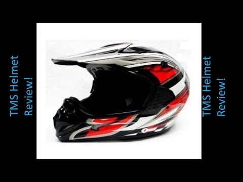 TMS Dirt Bike/ ATV Helmet Review