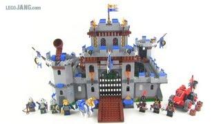 LEGO Castle set 70404 King's Castle set review!