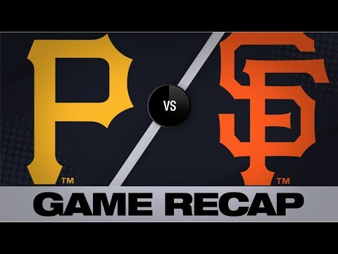 Sports Wrap with Ron Potesta - Pirates Rally Late To Beat Giants