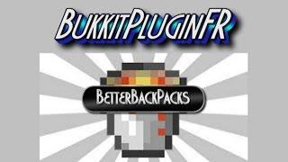 BetterBackPacks | avoir des sacs a dos