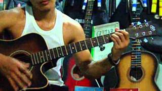 phố biển guita-YOUTUBE