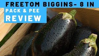 FreeTom Biggins: Pack and Pee Demo
