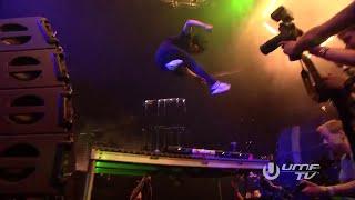 Skrillex Live at Red Rocks in VirtualDj (preview only)