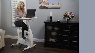 FlexiSpot All-In-One Desk BikesDeskcise V9 to Keep Your Immune System Strong and defeat Coronavirus