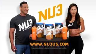 NU3 Fibra, Proteina & Chia con Magda Angel