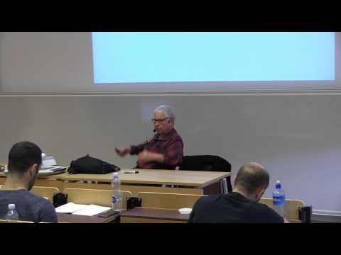 Johan Lönnroth lecture 2 Global Studies Gothenburg
