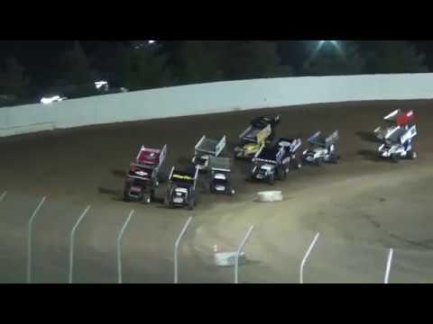 Grays Harbor Raceway, September 7, 2019, 360 Sprint Cars A-Main