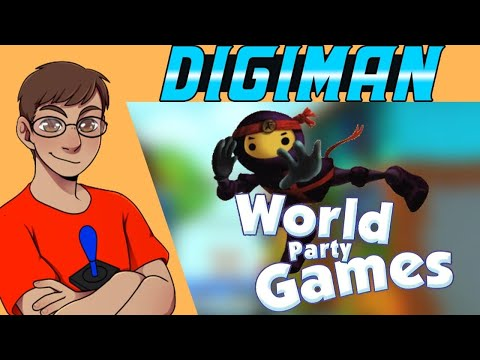 World Party Games - Digiman