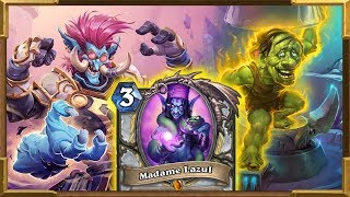 Hearthstone: Infinite Extra Arms Snip-Snap Zoo Priest Part 1 | Rise of Shadows New Decks