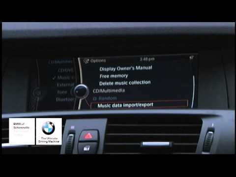Downloading Music to your BMW!