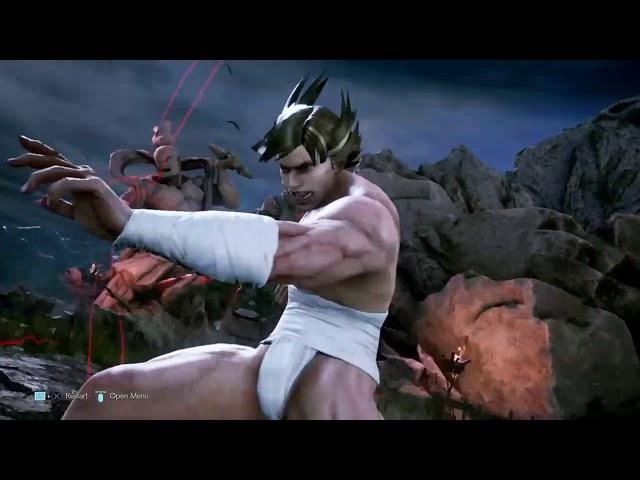 Lars & Steve Dominate Noctis - Gyaku Ryona (Tekken 7)