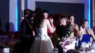 Свадьба дочери в Испании