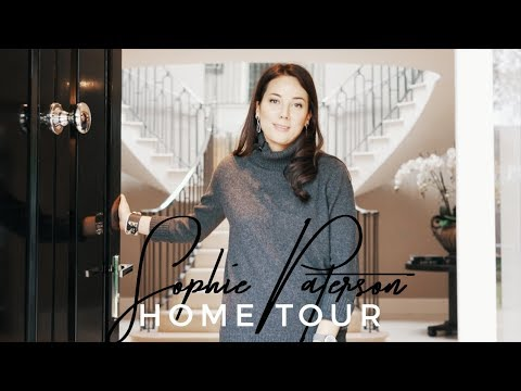 Ultimate Home Tour With Sophie Paterson
