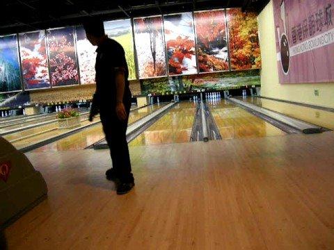 Union Bowling - Kenny