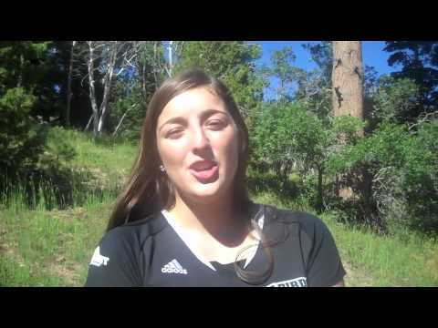2011 SUU VB Spotlights - Stephanie Stearman