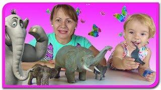 Colectia Anabellei de Elefanti  Anabella Show