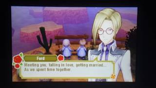 Story of Seasons:Trio of Towns-1st Wedding Anniversary with Ford
