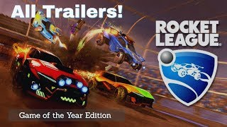 Rocket League - Game of the Year Edition [Full Trailers | SEMISOFT]