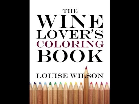 Gorgeous Wine Book Maps Wine Regions and Grapes