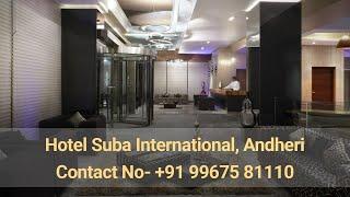 Hotel Suba International Mumbai