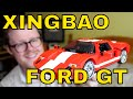 Xingbao Ford GT - LEGO Alternative from Aliexpress. A LEGO MOC by Firas Munir Abu Jaber