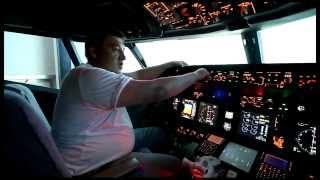 О системах самолета Боинг 737NG / About Boeing 737NG