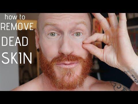 How to Remove Dead Skin / Exfoliate Eczema, Dermatitis, Psoriasis