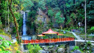 SIKKIM GANGTOK TOUR   BAN JHAKRI FALLS PARK - RIDE SIKKIM