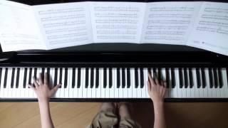 全力バタンキュー ピアノ A応P    アニメ『おそ松さん』オープニングテーマ (ぷりんと楽譜・上級)