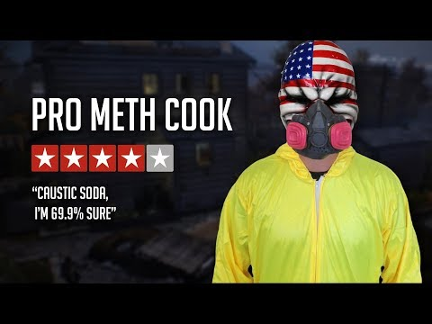 [Payday 2] Cooking Meth with Pubs |