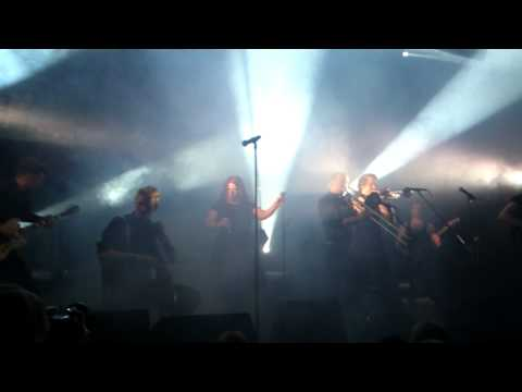 Diablo Swing Orchestra -- Lucy Fears the Morning Star (Saint-Petersburg, 23.02.13)