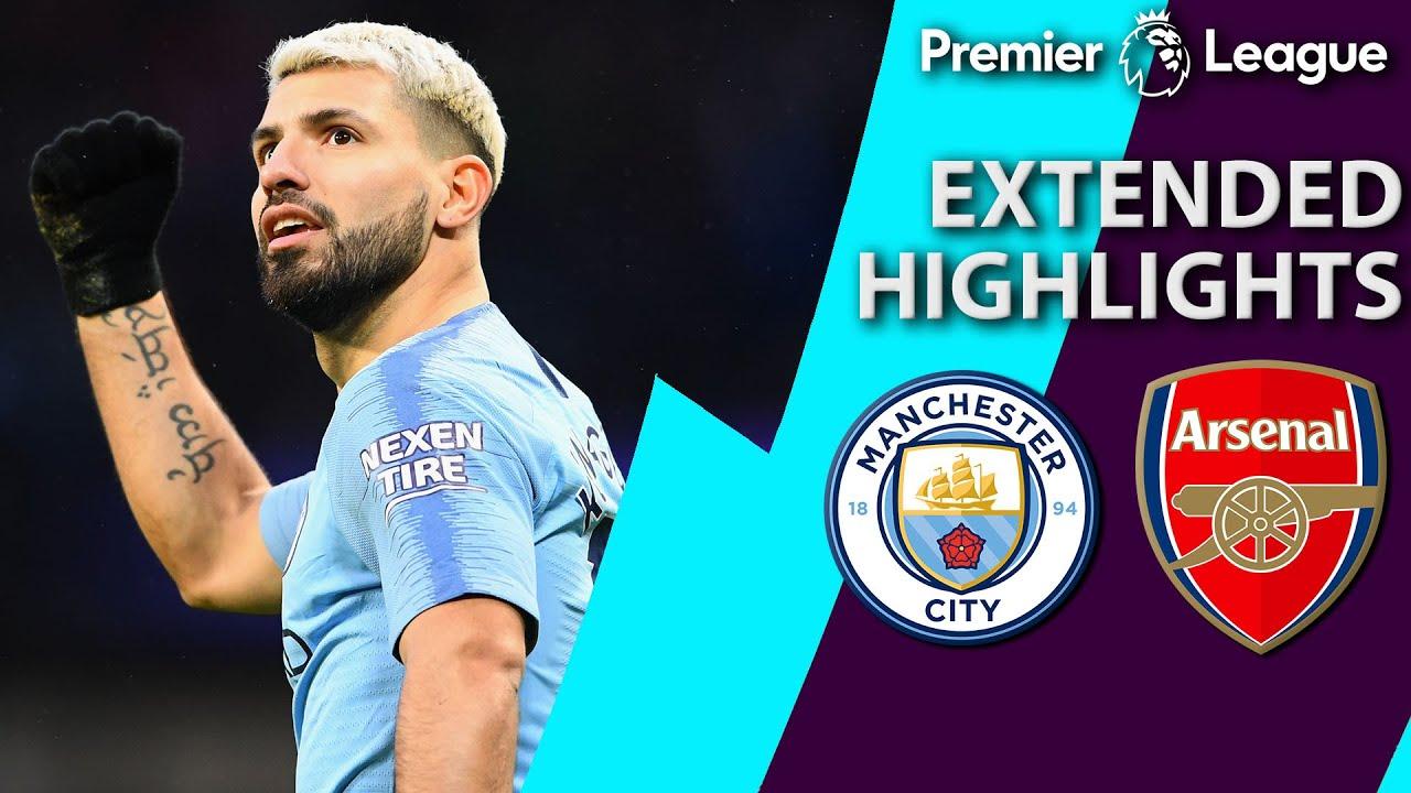 Manchester City vs Arsenal, Premier League: live score updates
